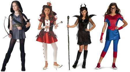 halloween costumes for tweens tween girls with age group 11 to 13